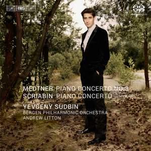 Scriabin & Medtner: Piano Concertos Product Image