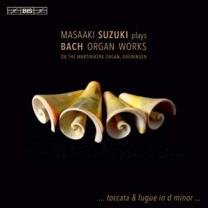 JS Bach: Organ Works, Vol. 1 Product Image