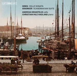 Grieg & Grainger: Cello works