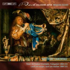 Bach - Secular Cantatas V Product Image