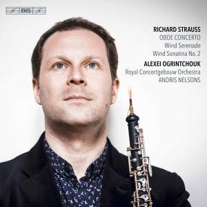 Richard Strauss: Oboe Concerto