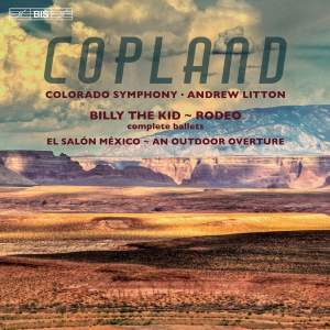 Copland: Billy the Kid & Rodeo