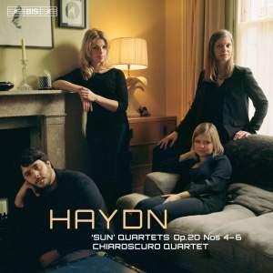 Haydn: 'Sun' Quartets Op.20, Nos. 4-6 (Vol. 2)