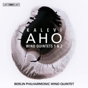 Kalevi Aho: Wind Quintets Nos. 1 & 2