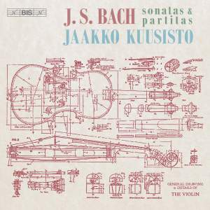 JS Bach: Sonatas & Partitas Product Image