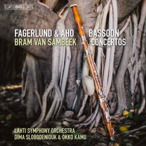 Fagerlund & Aho: Bassoon Concertos Product Image