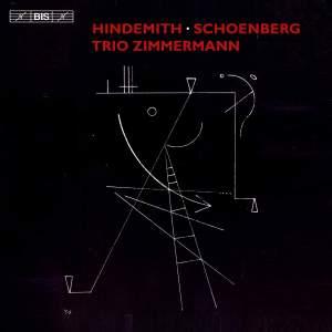 Hindemith & Schoenberg: String Trios