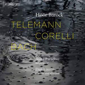 Telemann, Corelli & Bach: Chamber Music