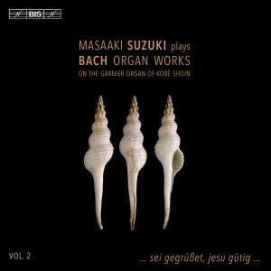 JS Bach: Organ Works, Vol. 2 Product Image