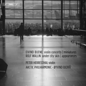Wallin & Buene: Violin Concertos