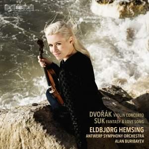 Dvořák & Suk: Works for Violin & Orchestra Product Image