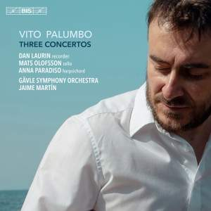 Vito Palumbo - Three Concertos