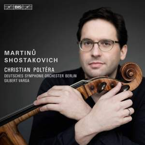 Shostakovich & Martinu: Cello Concertos Product Image