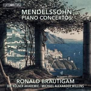 Mendelssohn: Piano Concertos Product Image