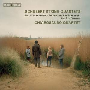 Schubert: String Quartets&#x3B; Nos 9 & 14