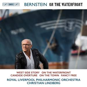 Bernstein: On The Waterfront Product Image