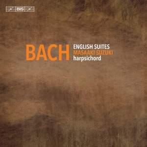 JS Bach: English Suites Product Image