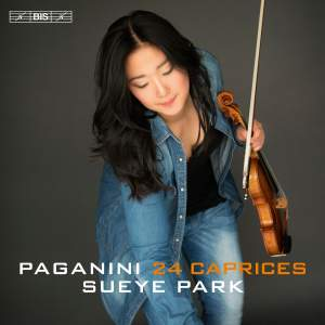 Paganini: Caprices for solo violin, Op. 1 Nos. 1-24 (complete) Product Image