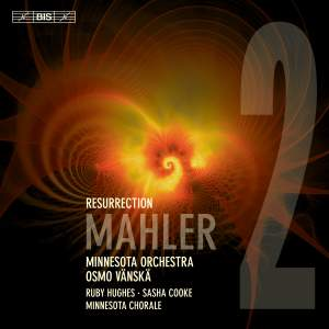 Mahler: Symphony No. 2 in C Minor 'Resurrection' Product Image