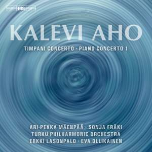 Kalevi Aho: Timpani & Piano Concertos Product Image