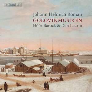 Johann Helmich Roman: Golovinmusiken