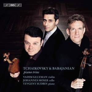 Tchaikovsky & Babajanian: Piano Trios Product Image