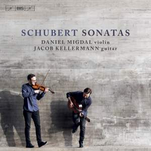 Schubert: Sonatas (arr. for Violin & Guitar)
