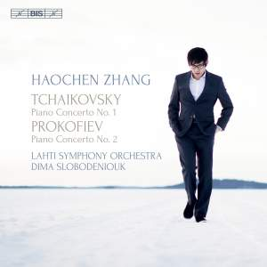 Tchaikovsky: Piano Concerto No.1 - Prokofiev: Piano Concerto No. 2 Product Image