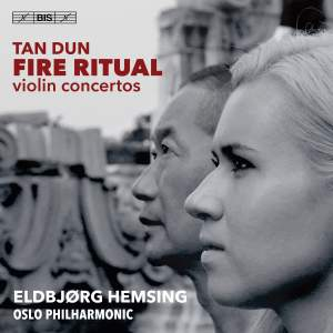 Tan Dun: Fire Ritual Product Image