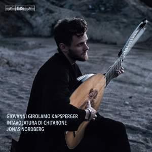Giovanni Girolamo Kapsberger: Intavolatura di chitarone Product Image