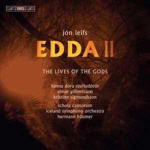 Leifs: Edda, Pt. 2, Op. 42 'The Lives of the Gods'