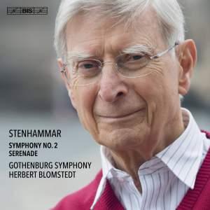 Wilhelm Stenhammar: Symphony No. 2 & Serenade