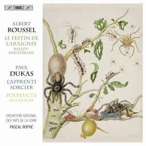Roussel: Le Festin d'Araignée & Dukas: L'Apprenti Sorcier Product Image