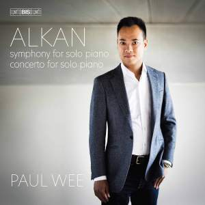 Alkan: Concerto and Symphony for Solo Piano Product Image