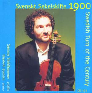 Swedish Turn of the Century (CD 1 & 2) Product Image