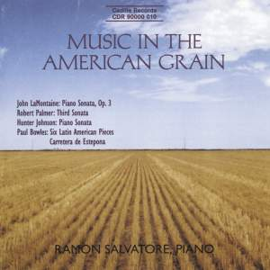 Music in the American Grain Product Image