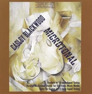 Easley Blackwood - Microtonal
