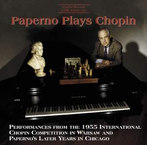 Paperno Plays Chopin Product Image