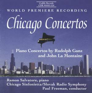 Chicago Concertos Product Image