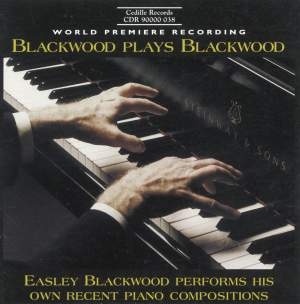 Blackwood plays Blackwood Product Image
