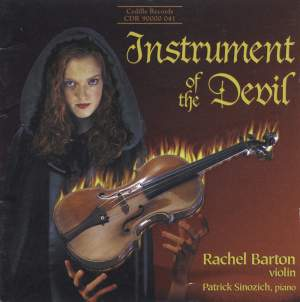 Instrument of the Devil Product Image