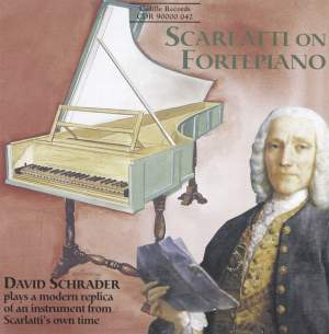 Scarlatti On Fortepiano Product Image