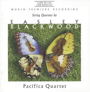 String Quartets by Easley Blackwood Product Image