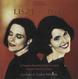 Liszt For Two Product Image