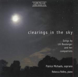 Clearings in the Sky Product Image
