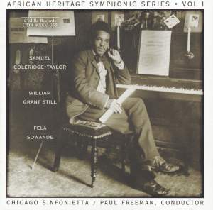 African Heritage Symphonic Series Volume 1