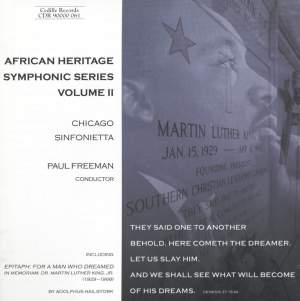 African Heritage Symphonic Series Vol. 2