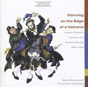 Dancing On The Edge Of A Volcano Product Image