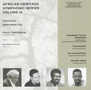 African Heritage Symphonic Series Vol. 3