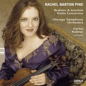 Brahms & Joachim: Violin Concertos Product Image